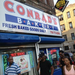 Photo taken at Conrad's Famous Bakery, III, Inc. by Dollar V. on 6/20/2013