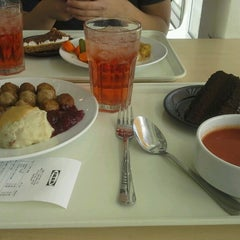 Photo taken at IKEA Restaurant by Victoria H. on 11/14/2012