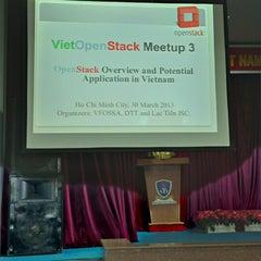 Photo taken at Đại học Nguyễn Tất Thành by Wayne W. on 3/30/2013