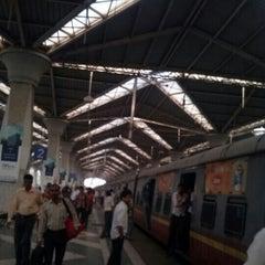 Photo taken at Panvel Railway Station by Sameer M. on 11/7/2012
