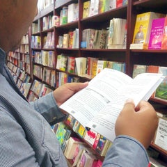 Photo taken at Gramedia by Khilwah M. on 8/25/2014