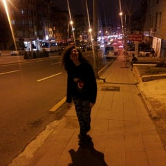 Photo taken at Cevizlidere Caddesi by Yaren Ş. on 3/17/2013