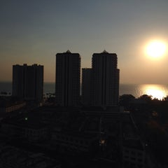 Photo taken at Jomtien View Talay  Condominiums Pattaya by Grigoriy S. on 1/13/2015