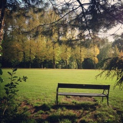 Photo taken at Park Frankendael by Charlotte v. on 10/22/2012