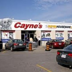Photo taken at Cayne's Super Housewares by Father T. on 12/8/2012