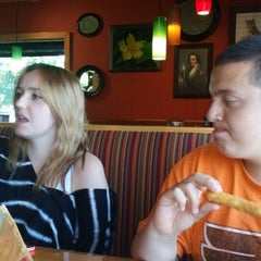 Photo taken at Applebee's by Babs B. on 6/22/2014