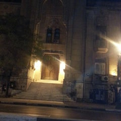 Photo taken at El Kasr El Aini St | شارع القصر العيني by Esso B. on 11/19/2012