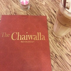 Photo taken at The Chaiwalla Restaurant by Afiq G. on 1/31/2015