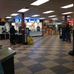 Photo taken at Charlton Service Plaza (Eastbound) by Candy J. on 11/11/2012