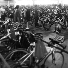 Photo taken at Ironman Cozumel by Edgar E. on 9/22/2013
