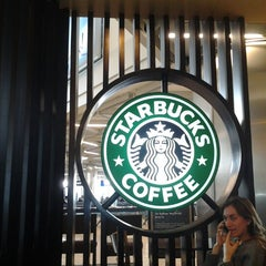 Photo taken at Starbucks by Dila K. on 2/2/2013