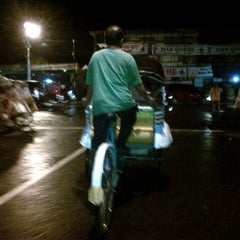 Photo taken at Alun - Alun Kidul by Bayu S. on 12/22/2012