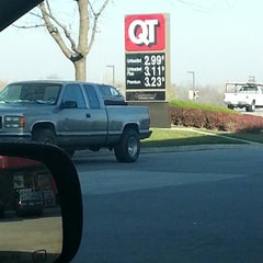 Photo taken at QuikTrip by Ashley A. on 11/20/2012