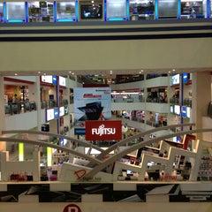 Photo taken at Funan DigitaLife Mall by Hong K. on 5/29/2013