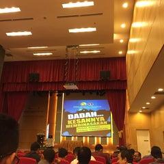 Photo taken at Menara Suruhanjaya Syarikat Malaysia (SSM) by Mohd Hafidz S. on 10/15/2015