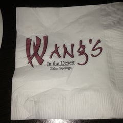 Photo taken at Wang's In the Desert by Betsi L. on 1/1/2013