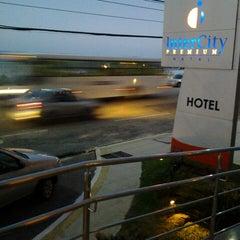 Photo taken at InterCity Premium Natal by Vanessa C. on 5/2/2013