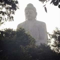Photo taken at Great Buddha Statue by kudatarn p. on 1/11/2013