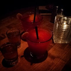 Photo taken at Browns Socialhouse Newport Village by Kyle G. on 6/25/2014