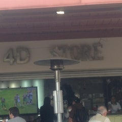 Photo taken at 4D Store by César José on 12/2/2012