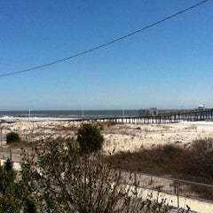 Photo taken at Ocean City Fishing Pier by Holly H. on 5/2/2013