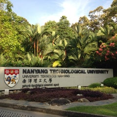 Photo taken at Nanyang Technological University (NTU) by Yeoh Y. on 9/22/2013