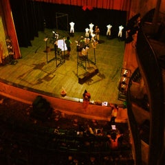 Photo taken at Theatro Carlos Gomes by Roberto F. on 12/3/2012