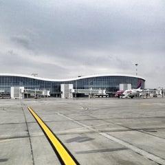 "Photo taken at Otopeni ""Henri Coandă"" International Airport (OTP) by Stephan B. on 11/14/2012"