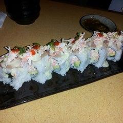Photo taken at Umi Sushi Boat by Ceylan A. on 2/26/2013