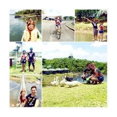 Photo taken at Caliraya Recreation Center & Resort by Camille C. on 4/19/2015