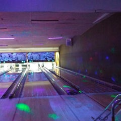 Photo taken at Paradise Lanes by Gregory C. on 1/3/2015