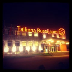Photo taken at Tallinna Bussijaam by Dmitry B. on 9/26/2013