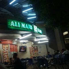 "Photo taken at Ali Maju Kafe by ""Kimi"" Mohamad Hikmi on 12/30/2013"