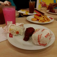 Photo taken at Richeese Factory by Dicky H. on 6/16/2015