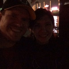 Photo taken at CityWalk Water Taxi by Jenny C. on 2/23/2014