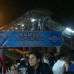 Photo taken at Ramal Junction Food Court by Hazrul Z. on 11/13/2012