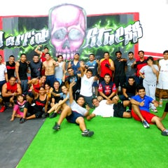 Photo taken at Warrior Fitness by Warrior Fitness on 9/12/2013