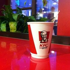 Photo taken at KFC by Natalja E. on 11/8/2012