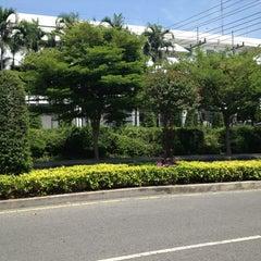 Photo taken at อาคาร 1 บริการวิทยาการ (Building 1) by ฺไตรรัตน์ R. on 3/30/2013