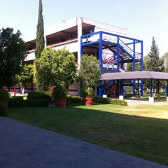 Photo taken at Universidad Iberoamericana Puebla by Gustavo D. on 11/30/2012