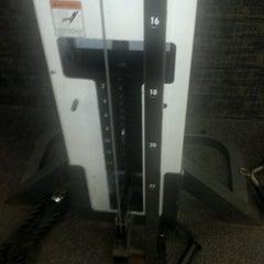 Photo taken at LA Fitness by Eugene C. on 11/22/2012
