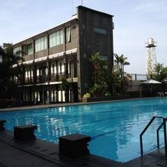 Photo taken at Villa Setiabudi by David S. on 11/10/2012