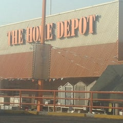 Photo taken at The Home Depot by Judith D. on 1/26/2013
