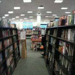 Photo taken at Barnes & Noble by Timothy C. on 1/5/2013