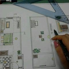 Photo taken at Факултет за Дизајн и технологии на мебел и ентериер by Kristina P. on 5/12/2014