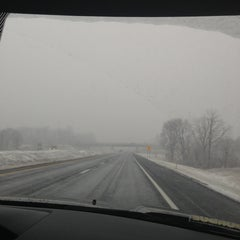 Photo taken at I-70 by Kylie K. on 12/24/2012
