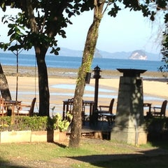 Photo taken at Nakamanda Resort And Spa Krabi by Guy B. on 3/3/2013