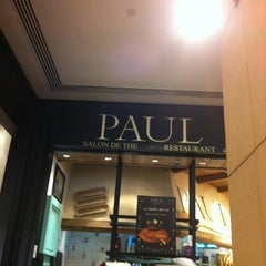 Photo taken at Paul Cafe by Saty G. on 1/4/2013