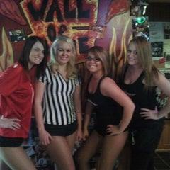 Photo taken at Daytona's All Sports Cafe by Ashley M. on 9/12/2011