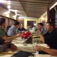 Photo taken at Ristorante Pizzeria Oberdan by Lorenz T. on 5/26/2012